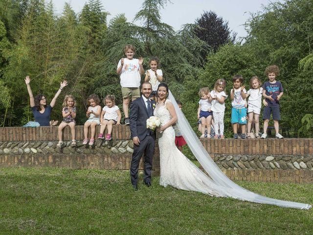 Il matrimonio di Andrea e Manuela  a Briosco, Monza e Brianza 27