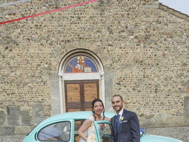 Il matrimonio di Andrea e Manuela  a Briosco, Monza e Brianza 29