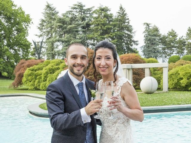Il matrimonio di Andrea e Manuela  a Briosco, Monza e Brianza 32