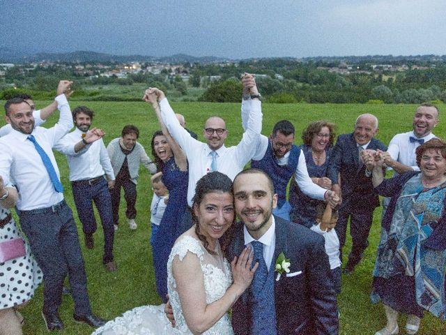 Il matrimonio di Andrea e Manuela  a Briosco, Monza e Brianza 34
