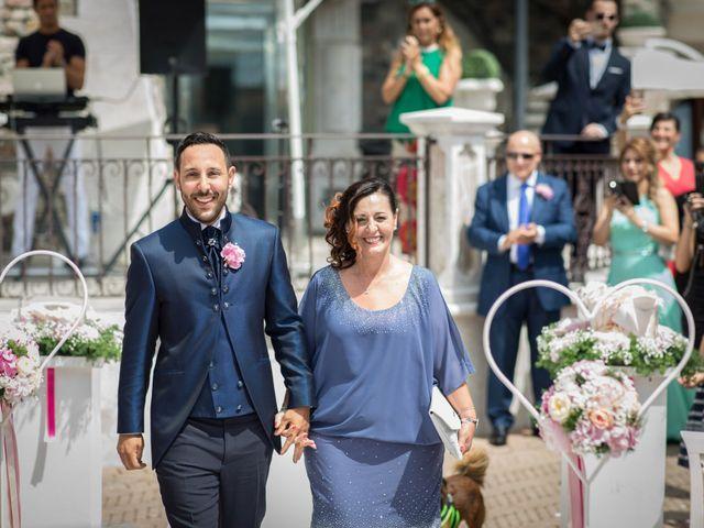 Il matrimonio di Stefano e Nadia a Trescore Balneario, Bergamo 13