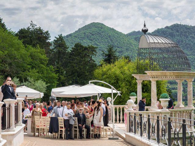 Il matrimonio di Stefano e Nadia a Trescore Balneario, Bergamo 15
