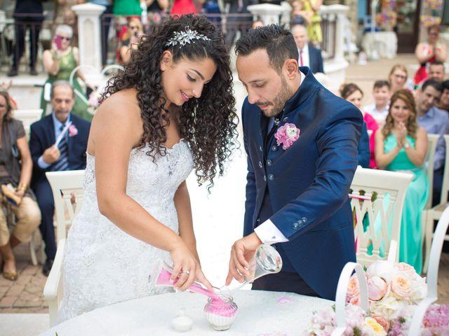 Il matrimonio di Stefano e Nadia a Trescore Balneario, Bergamo 19