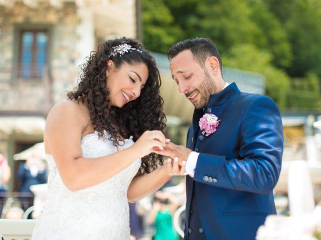 Il matrimonio di Stefano e Nadia a Trescore Balneario, Bergamo 21