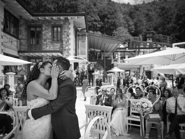 Il matrimonio di Stefano e Nadia a Trescore Balneario, Bergamo 22