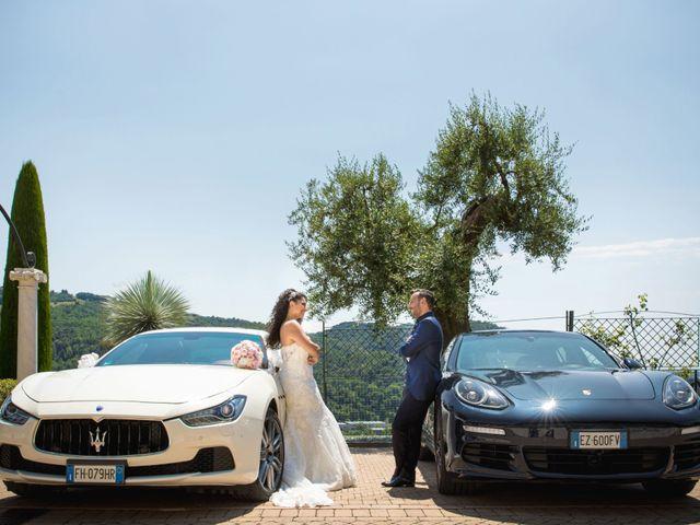 Il matrimonio di Stefano e Nadia a Trescore Balneario, Bergamo 25