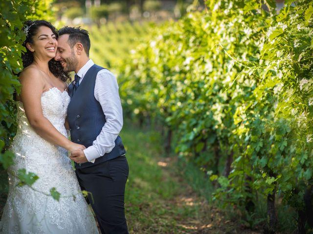 Il matrimonio di Stefano e Nadia a Trescore Balneario, Bergamo 28