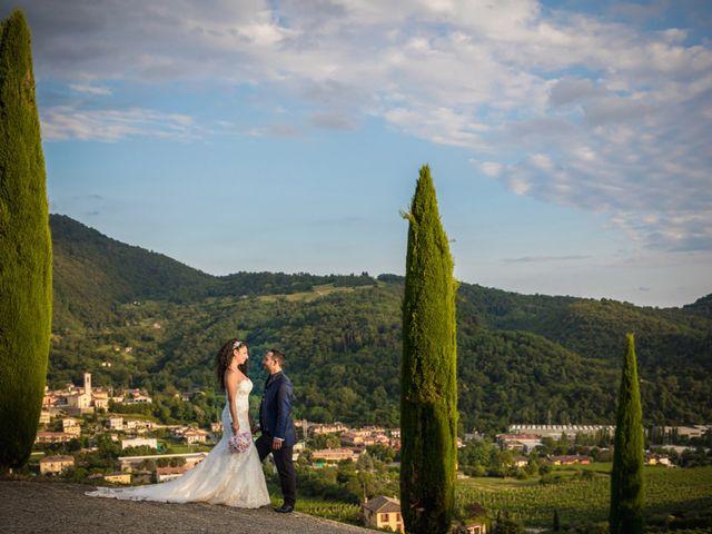 Il matrimonio di Stefano e Nadia a Trescore Balneario, Bergamo 31