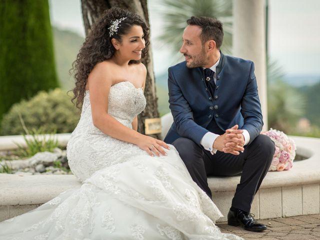 Il matrimonio di Stefano e Nadia a Trescore Balneario, Bergamo 33