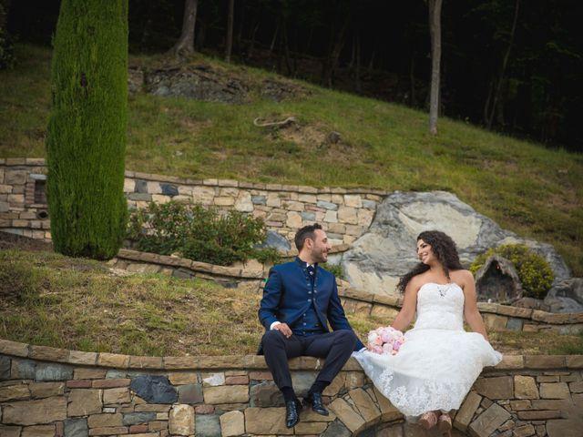 Il matrimonio di Stefano e Nadia a Trescore Balneario, Bergamo 35
