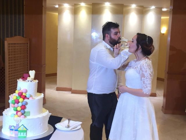 Le nozze di Mariolina e Ivan