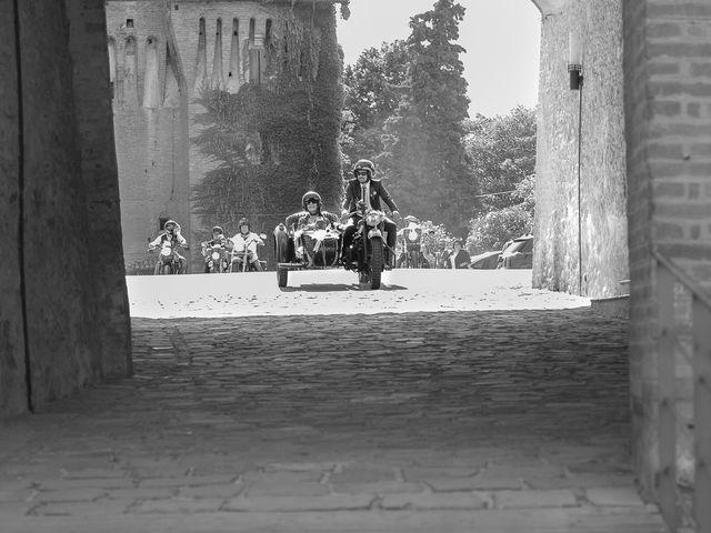 Il matrimonio di Davide e Cristina a Casalgrande, Reggio Emilia 13