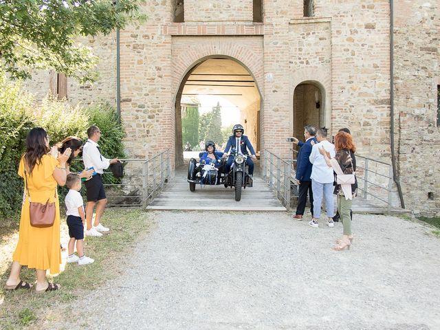 Il matrimonio di Davide e Cristina a Casalgrande, Reggio Emilia 14