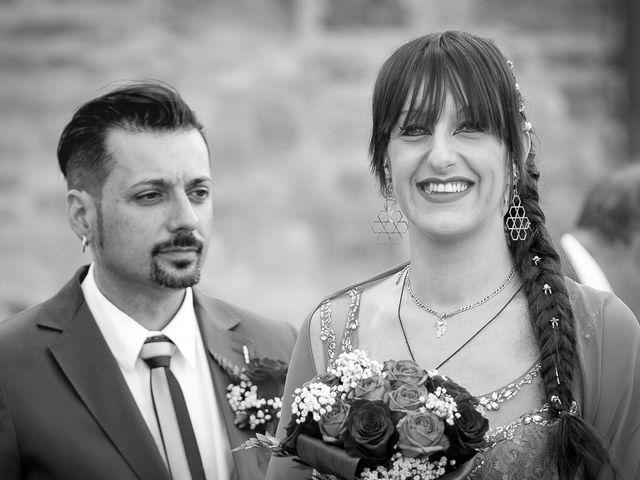 Il matrimonio di Davide e Cristina a Casalgrande, Reggio Emilia 15
