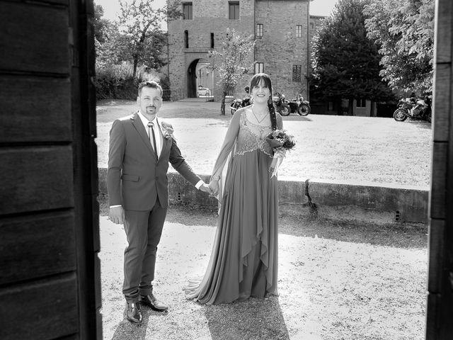 Il matrimonio di Davide e Cristina a Casalgrande, Reggio Emilia 16