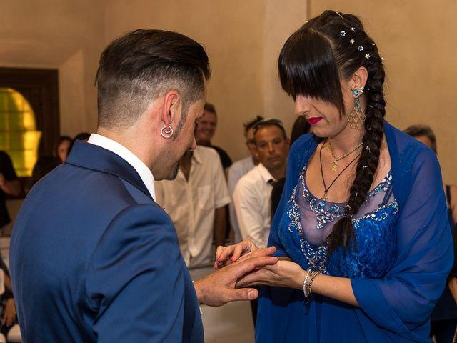 Il matrimonio di Davide e Cristina a Casalgrande, Reggio Emilia 18
