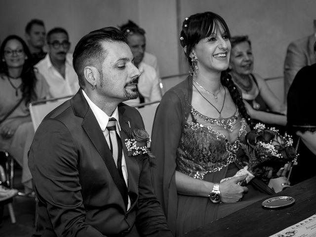 Il matrimonio di Davide e Cristina a Casalgrande, Reggio Emilia 19