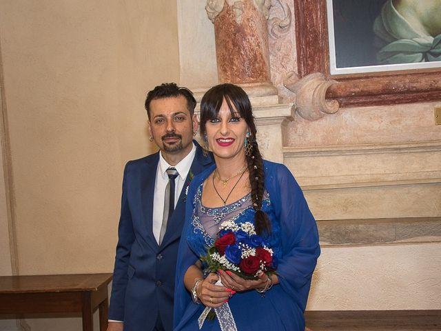 Il matrimonio di Davide e Cristina a Casalgrande, Reggio Emilia 21