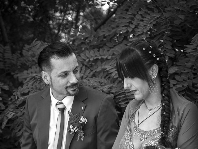 Il matrimonio di Davide e Cristina a Casalgrande, Reggio Emilia 24