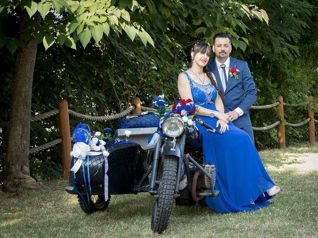 Il matrimonio di Davide e Cristina a Casalgrande, Reggio Emilia 25