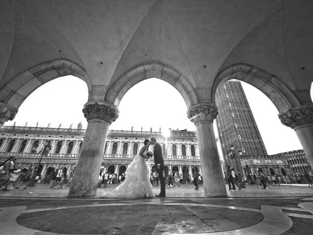 Le nozze di Giada e Andrea