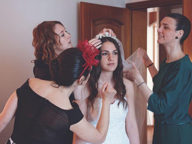 Il matrimonio di Valerio e Lucia a Spresiano, Treviso 5