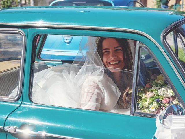 Il matrimonio di Valerio e Lucia a Spresiano, Treviso 11