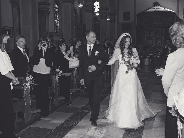 Il matrimonio di Valerio e Lucia a Spresiano, Treviso 13