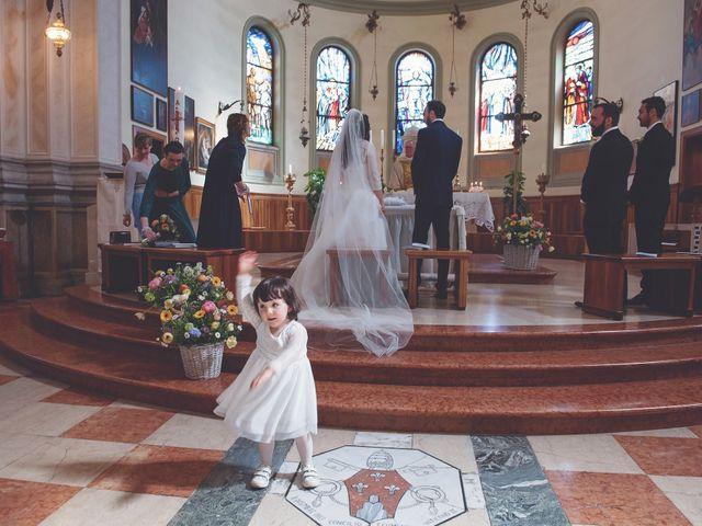 Il matrimonio di Valerio e Lucia a Spresiano, Treviso 14