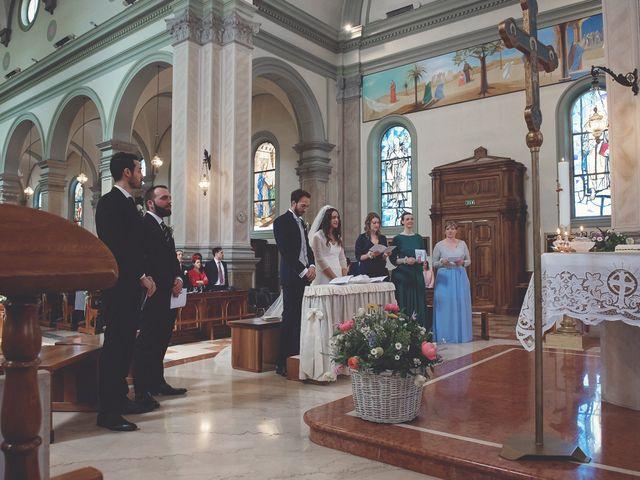 Il matrimonio di Valerio e Lucia a Spresiano, Treviso 16