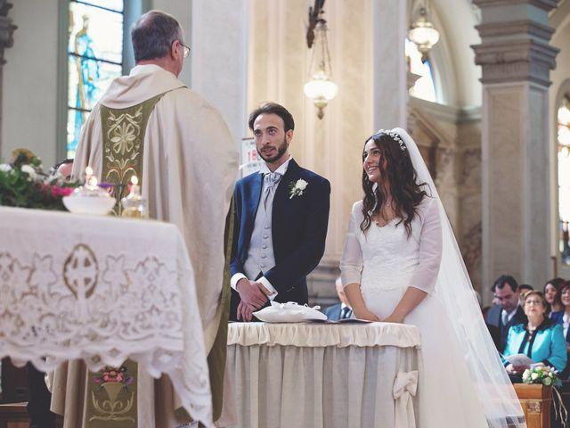 Il matrimonio di Valerio e Lucia a Spresiano, Treviso 18
