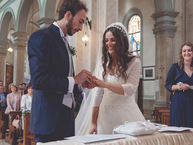 Il matrimonio di Valerio e Lucia a Spresiano, Treviso 20