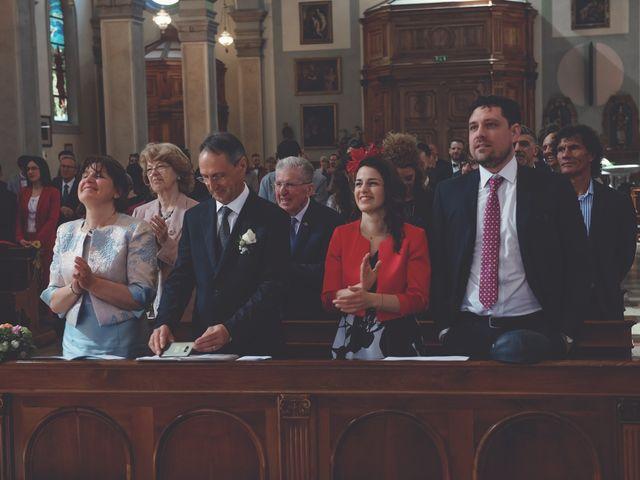 Il matrimonio di Valerio e Lucia a Spresiano, Treviso 22