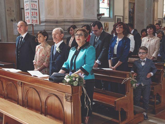Il matrimonio di Valerio e Lucia a Spresiano, Treviso 23
