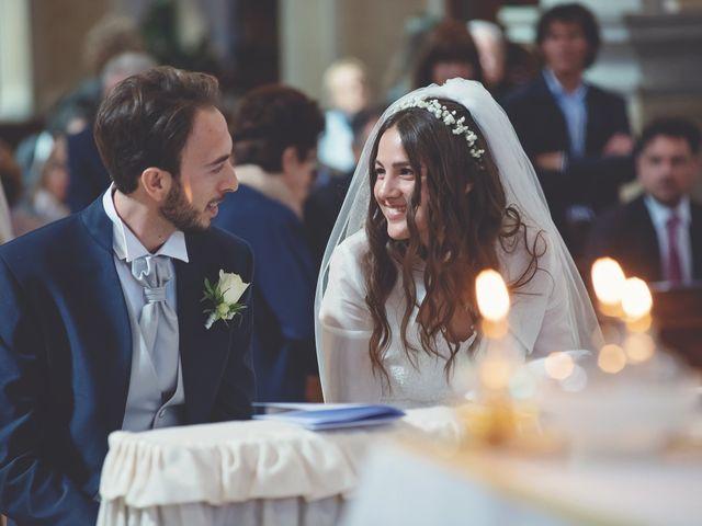 Il matrimonio di Valerio e Lucia a Spresiano, Treviso 25