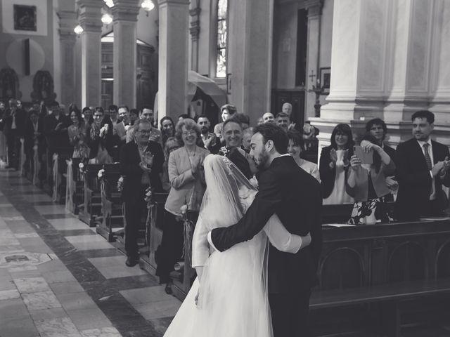 Il matrimonio di Valerio e Lucia a Spresiano, Treviso 26