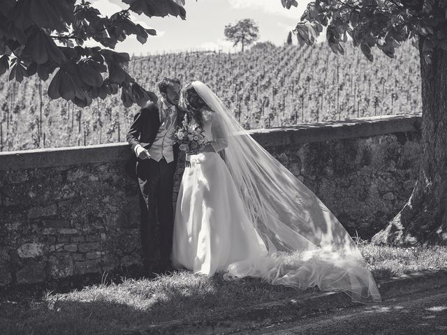 Il matrimonio di Valerio e Lucia a Spresiano, Treviso 29