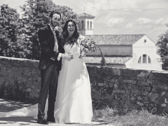 Il matrimonio di Valerio e Lucia a Spresiano, Treviso 31