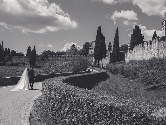 Il matrimonio di Valerio e Lucia a Spresiano, Treviso 32