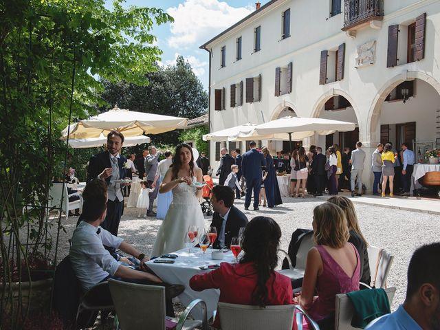 Il matrimonio di Valerio e Lucia a Spresiano, Treviso 38