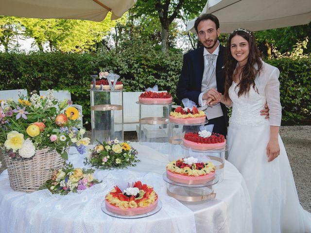 Il matrimonio di Valerio e Lucia a Spresiano, Treviso 42