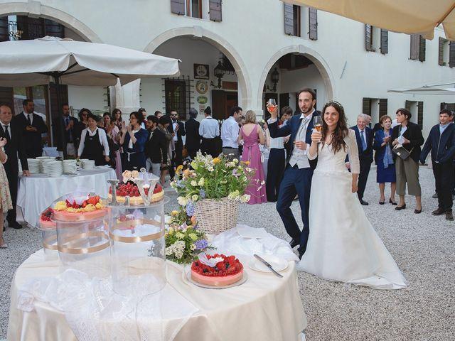 Il matrimonio di Valerio e Lucia a Spresiano, Treviso 43