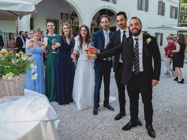 Il matrimonio di Valerio e Lucia a Spresiano, Treviso 44