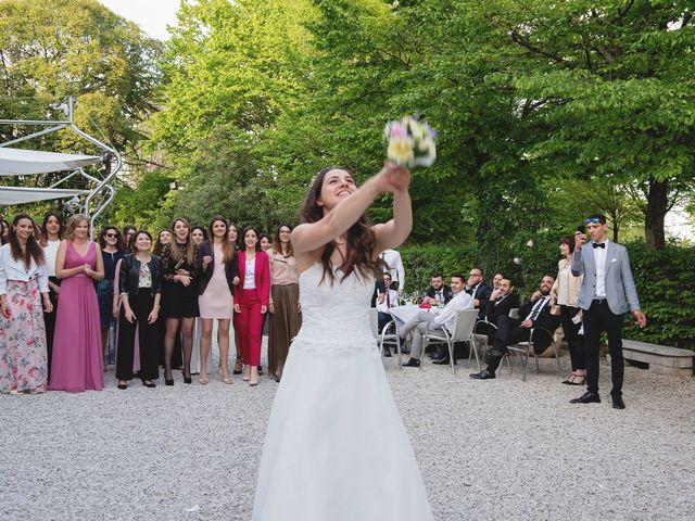 Il matrimonio di Valerio e Lucia a Spresiano, Treviso 45