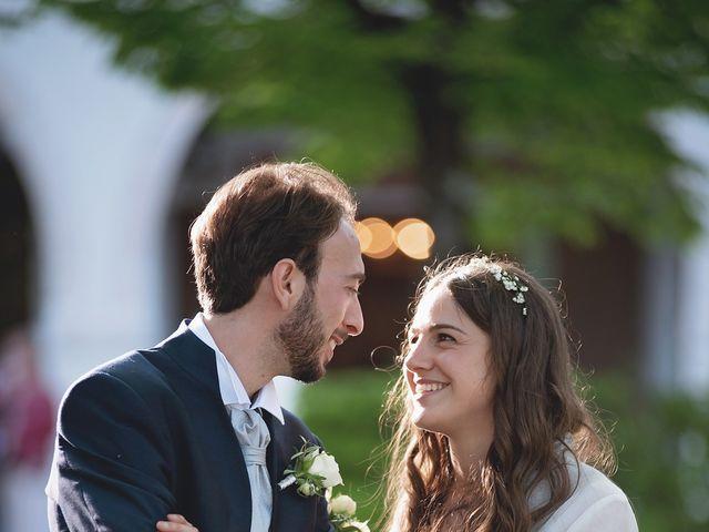 Il matrimonio di Valerio e Lucia a Spresiano, Treviso 47