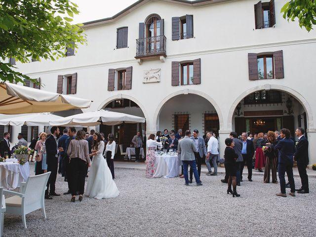 Il matrimonio di Valerio e Lucia a Spresiano, Treviso 48