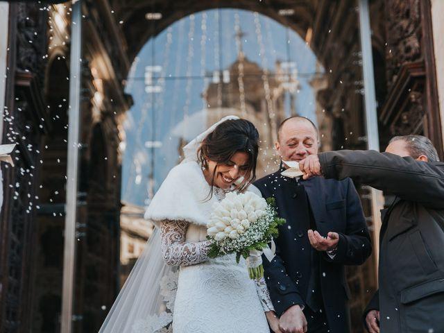 Il matrimonio di Claudia e Paolo a Caltanissetta, Caltanissetta 61