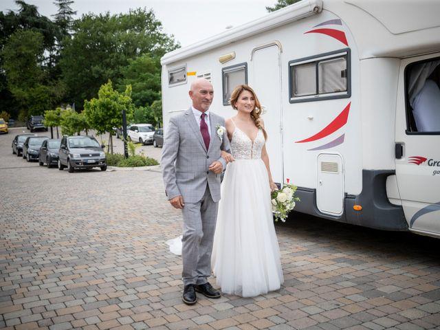 Il matrimonio di Alex e Francesca a Bologna, Bologna 54