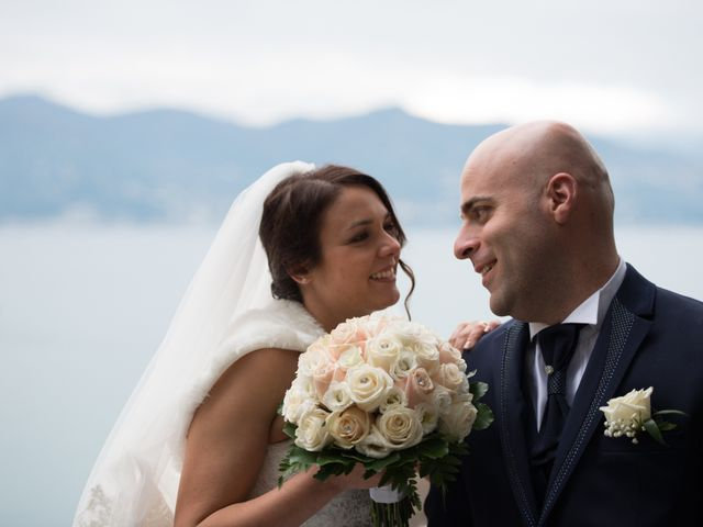 Le nozze di Hilary e Gianfranco