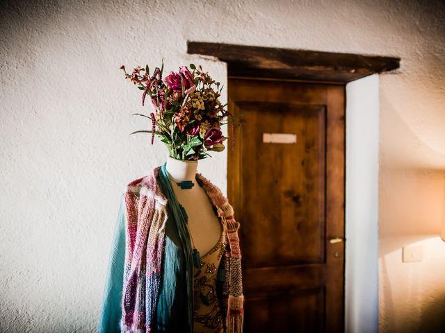 Il matrimonio di Mattia e Raffaella a San Quirico d'Orcia, Siena 5
